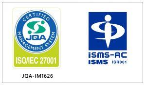 ソフィアプランニング株式会社はISO270001を取得しております。